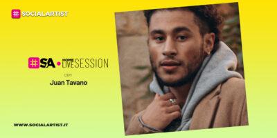 SA Home Live Session | Juan Tavano | Seconda Serie