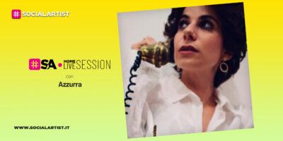 SA Home Live Session |  Azzurra | Seconda Serie