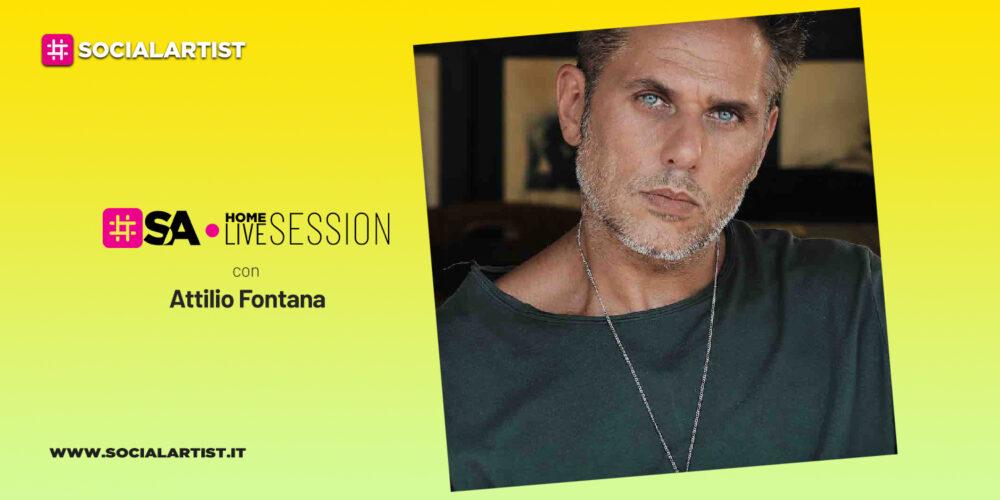 SA Home Live Session | Attilio Fontana | Seconda Serie
