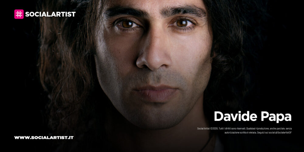 """Davide Papa, dal 13 gennaio il nuovo singolo """"Sono Dio"""""""
