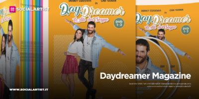 Daydreamer Magazine, dal 2 marzo il nuovo numero