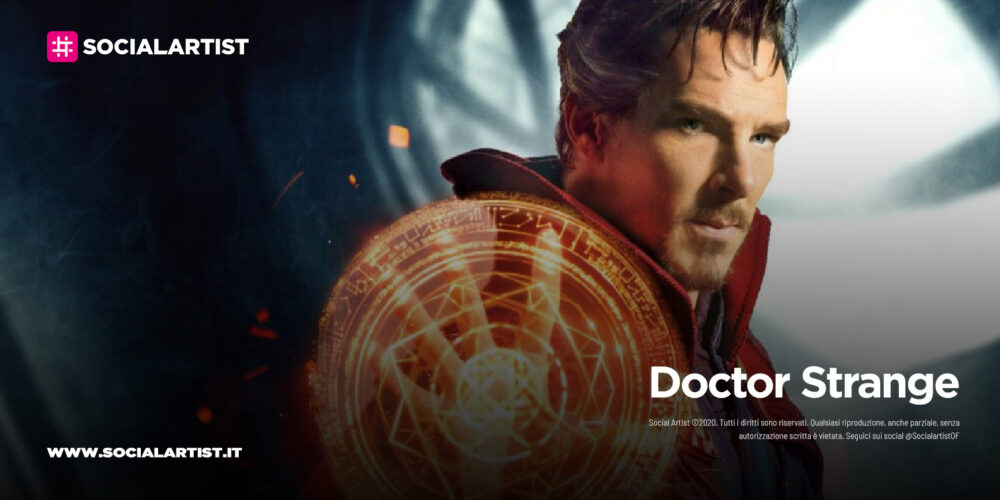 Marvel – Doctor Strange (2016)
