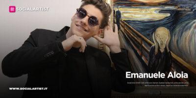 """Emanuele Aloia, dal 18 febbraio il nuovo brano """"Quando Dio ti ha inventata"""""""