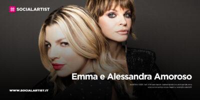 """Emma e Alessandra Amoroso, dal 15 gennaio il nuovo singolo """"Pezzo di cuore"""""""