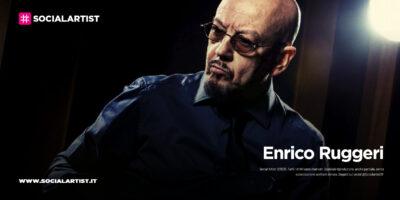 """Enrico Ruggeri, dal 19 gennaio il nuovo singolo """"L'America (Canzone per Chico Forti)"""""""