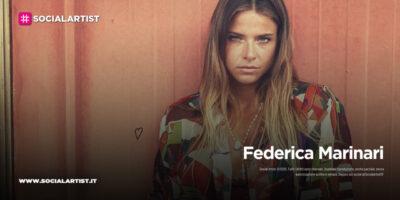 """Federica Marinari, dal 21 gennaio il nuovo singolo """"Dimenticato (mai)"""""""