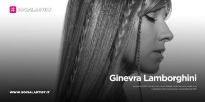 """Ginevra Lamborghini, dal 22 gennaio il nuovo singolo """"Alibi"""""""