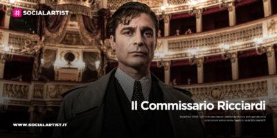 """Rai 1, da lunedì 25 gennaio la fiction """"Il Commissario Ricciardi"""""""