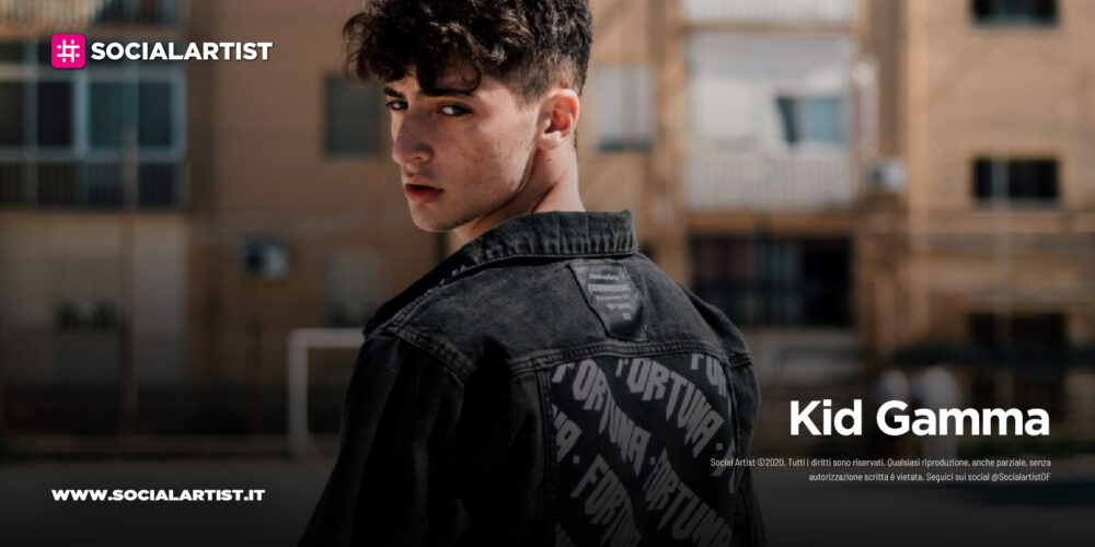 """Kid Gamma, dal 12 febbraio il nuovo singolo """"Mezz'ora"""""""