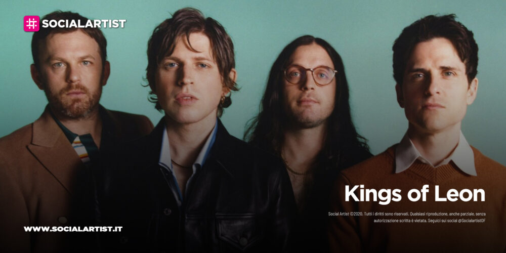 "Kings of Leon, dal 5 marzo il nuovo album ""When you see yourself"""