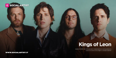 "Kings of Leon, dal 5 marzo il nuovo album ""When you see yourself"""