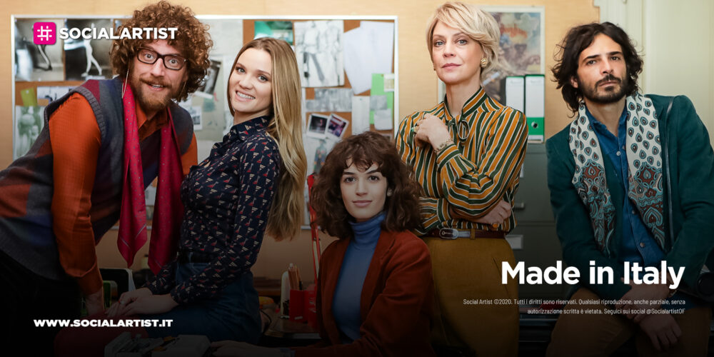 MEDIASET – Made in Italy (Prima Stagione)