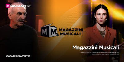 Magazzini Musicali, la quarta puntata il 23 gennaio
