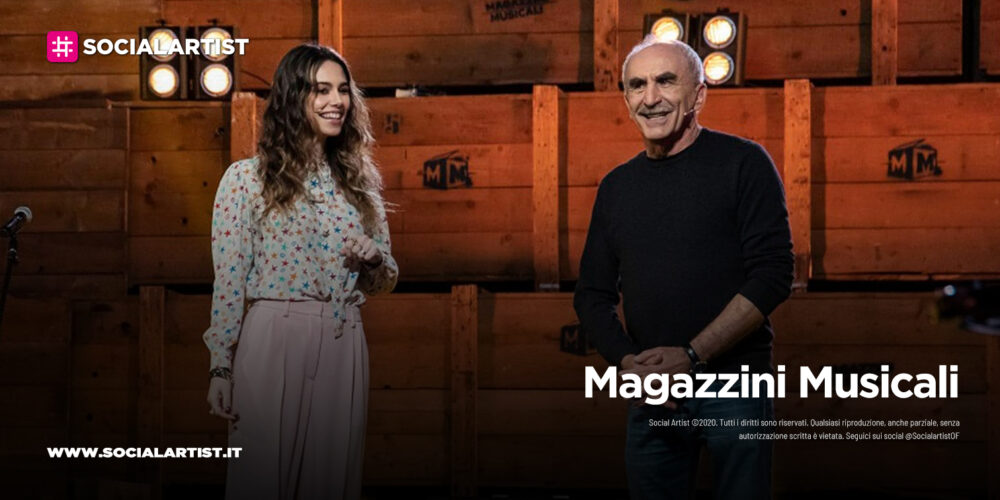 Magazzini Musicali, la seconda puntata il 9 gennaio
