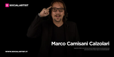 Chi è Marco Camisani Calzolari?
