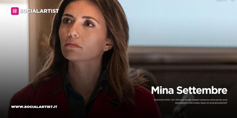 """Rai 1, da domenica 17 gennaio la fiction """"Mina Settembre"""""""