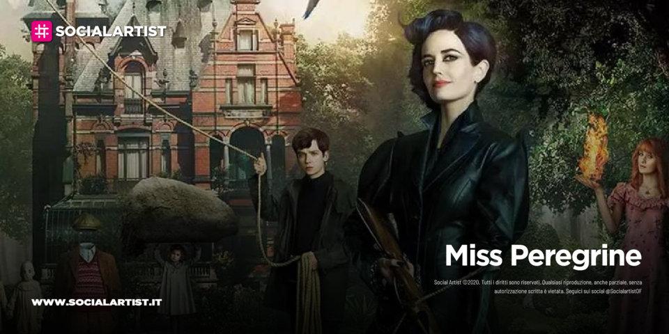 Rai 2 – Miss Peregrine – La casa dei ragazzi speciali