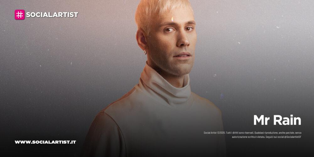 """Mr Rain, dal 12 febbraio il nuovo album """"Petrichor"""""""