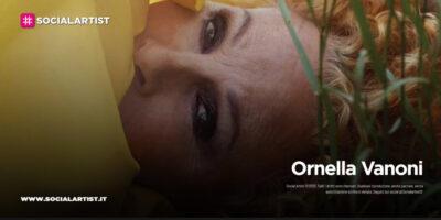 """Ornella Vanoni, dall'8 gennaio il nuovo singolo """"Un Sorriso dentro al pianto"""""""