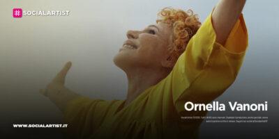 """Ornella Vanoni, dal 29 gennaio il nuovo album """"Unica"""""""