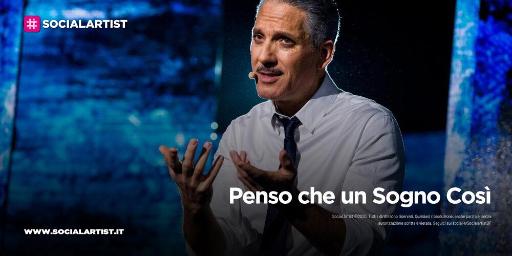 """Rai 1, Giuseppe Fiorello, torna con """"Penso che un Sogno Così"""""""