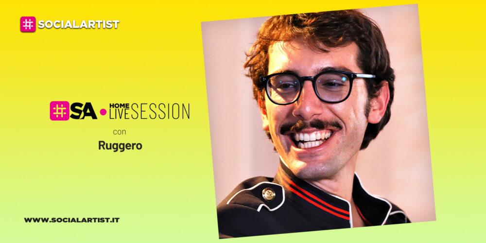 SA Home Live Session   Ruggero   Seconda Serie