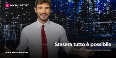 """Rai 2, il 9 marzo una nuova puntata di """"Stasera tutto è possibile"""""""