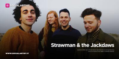 """Strawman & the Jackdaws, dal 22 gennaio l'EP di debutto """"F∇X"""""""