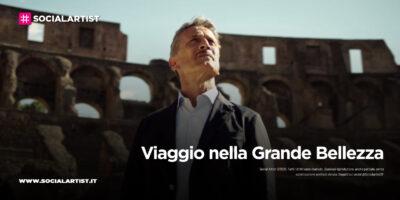 Viaggio nella Grande Bellezza, il 12 gennaio l'appuntamento su Roma