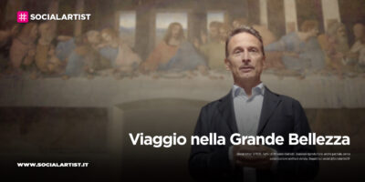 Viaggio nella Grande Bellezza, il 19 gennaio l'appuntamento su Leonardo da Vinci