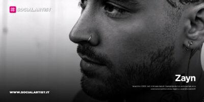 """Zayn, dal 15 gennaio il nuovo album """"Nobody is Listening"""""""