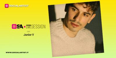 SA Home Live Session | Junior V | Seconda Serie