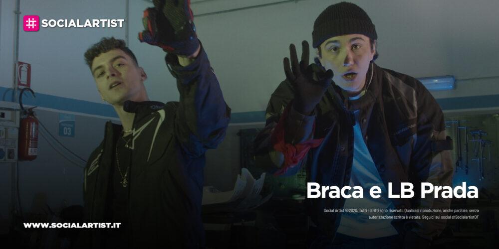 """Braca e LB Prada, dal 15 febbraio il nuovo singolo """"SA/SH"""""""