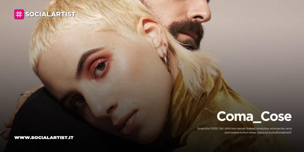 """Coma_Cose, dal 16 aprile il nuovo album """"Nostralgia"""""""