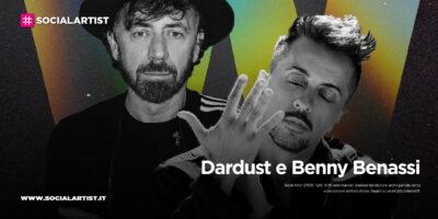 """Dardust e Benny Benassi, dal 12 febbraio il nuovo singolo """"Within Me"""""""