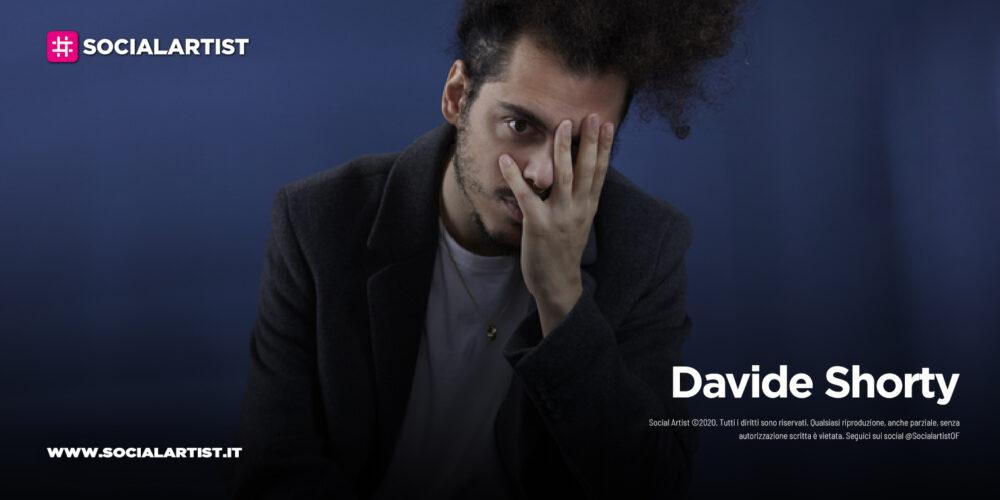 Davide Shorty, le date del tour estivo 2021
