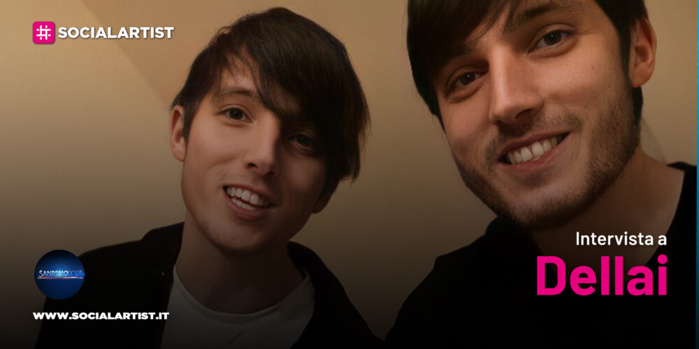 "VIDEOINTERVISTA Dellai, in gara a Sanremo 2021 con ""Io sono Luca"""