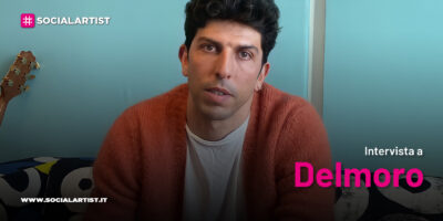 "VIDEOINTERVISTA Delmoro, l'album d'esordio ""Rendez-vous"""