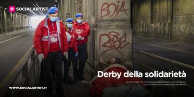 """City Angels, il 21 febbraio a mezzogiorno """"Derby della solidarietà"""""""