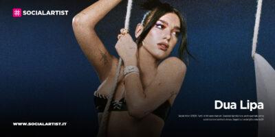 """Dua Lipa, dal 12 febbraio il nuovo singolo """"We're Good"""""""