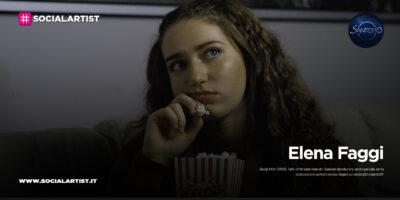 """Elena Faggi, il nuovo singolo """"Che ne so"""""""