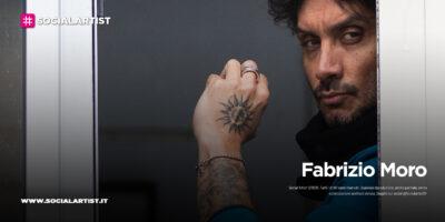 """Fabrizio Moro, dal 16 febbraio il nuovo singolo """"Voglio stare con te"""""""