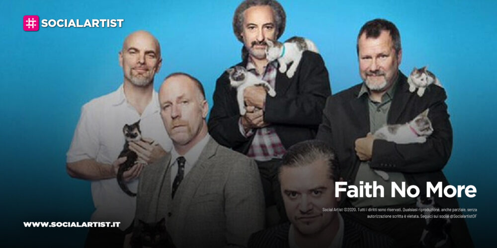 Faith No More, cancellata la data al Milano Summer Festival