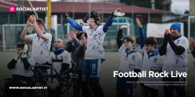 Football Rock Live, il 24 agosto 2021 la prima edizione