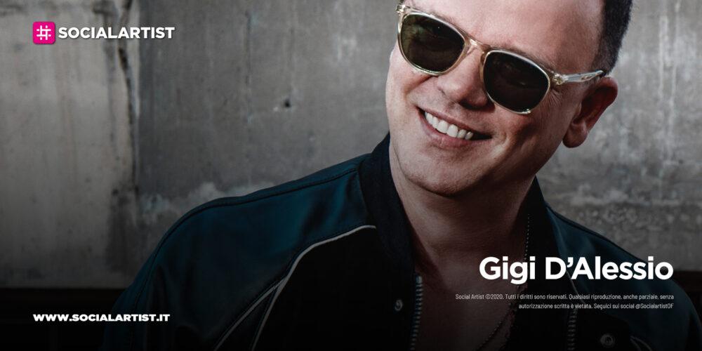 Sanremo 2021, Gigi D'Alessio ospite del Festival