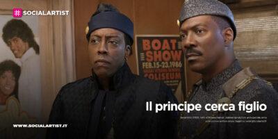 Amazon Original Movie / Paramount Pictures Italia – Il principe cerca figlio (2021)