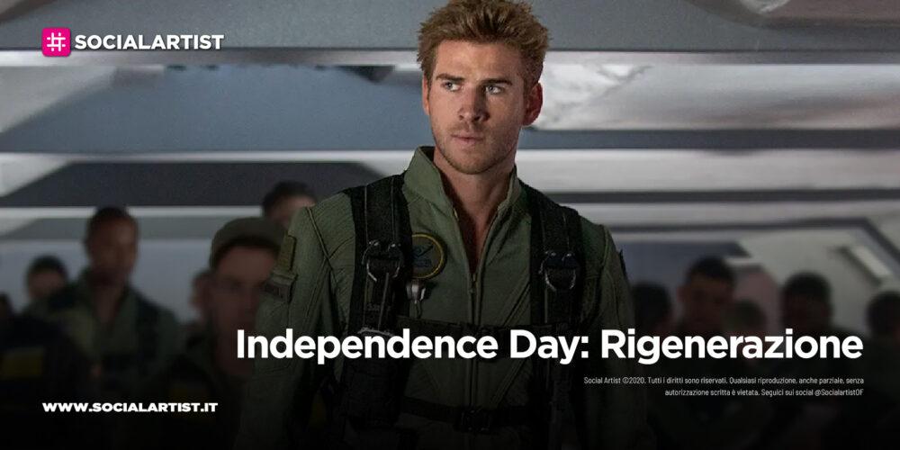 20th Century Fox – Independence Day: Rigenerazione (2016)