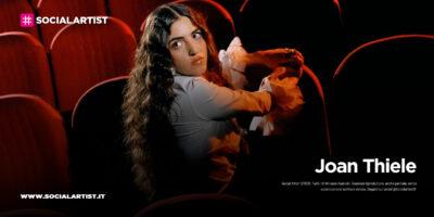 Joan Thiele, è Alfaparf Milano a curare le acconciature della cantante