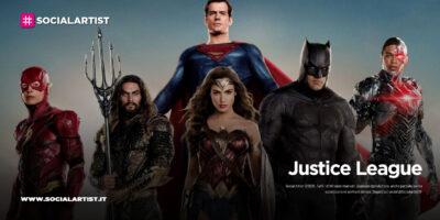 Warner Bros – Justice League (2017)