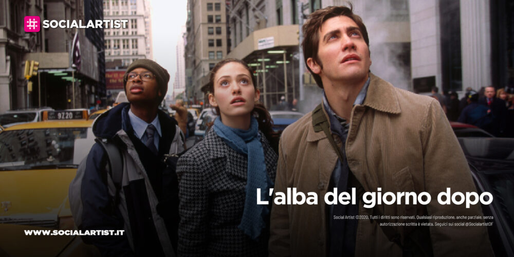 20th Century Fox – The Day After Tomorrow – L'alba del giorno dopo (2004)
